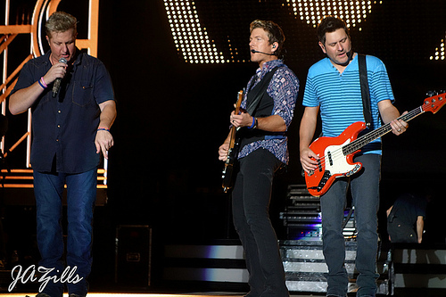 Rascal Flatts Fans Confused After Concert Ends Abruptly