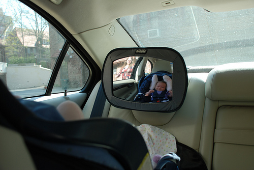 Governor Signs New Rear-Facing Car Seat Law