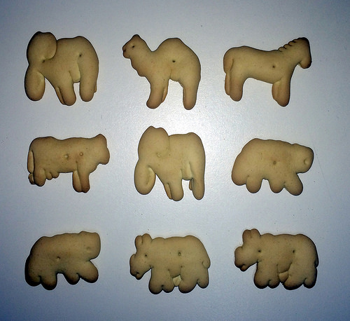 Animal Crackers No Longer Caged