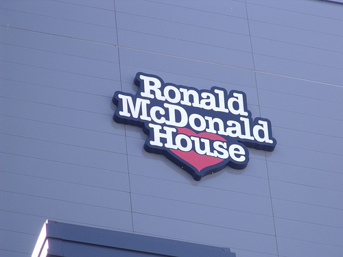 RMHC Receives 100-Million Dollars From AbbVie