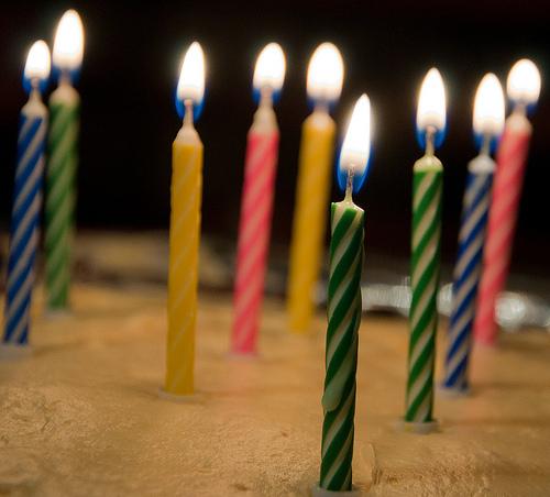 Happy Birthday to... Us!