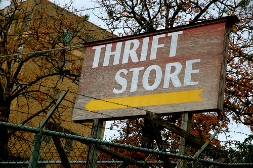 Deals Everywhere On National Thrift Store Day