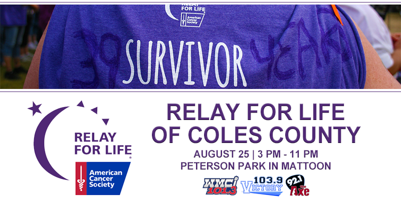Relay for Life of Coles County 2018