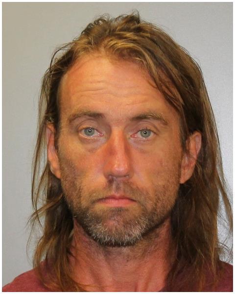 Charleston Man Charged with Possession of Drug Paraphernalia