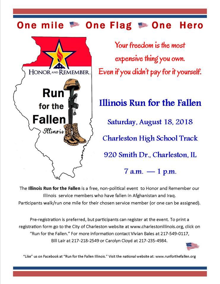 Illinois Run for the Fallen