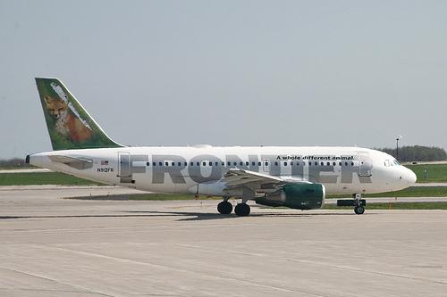 Frontier Airlines Start Flights From Bloomington-Normal