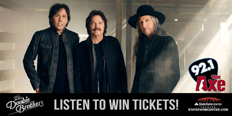 Listen to Win Tickets to The Doobie Brothers!