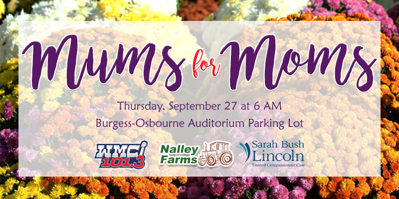 Feature: https://www.myradiolink.com/2018/09/17/mums-for-moms-2018/