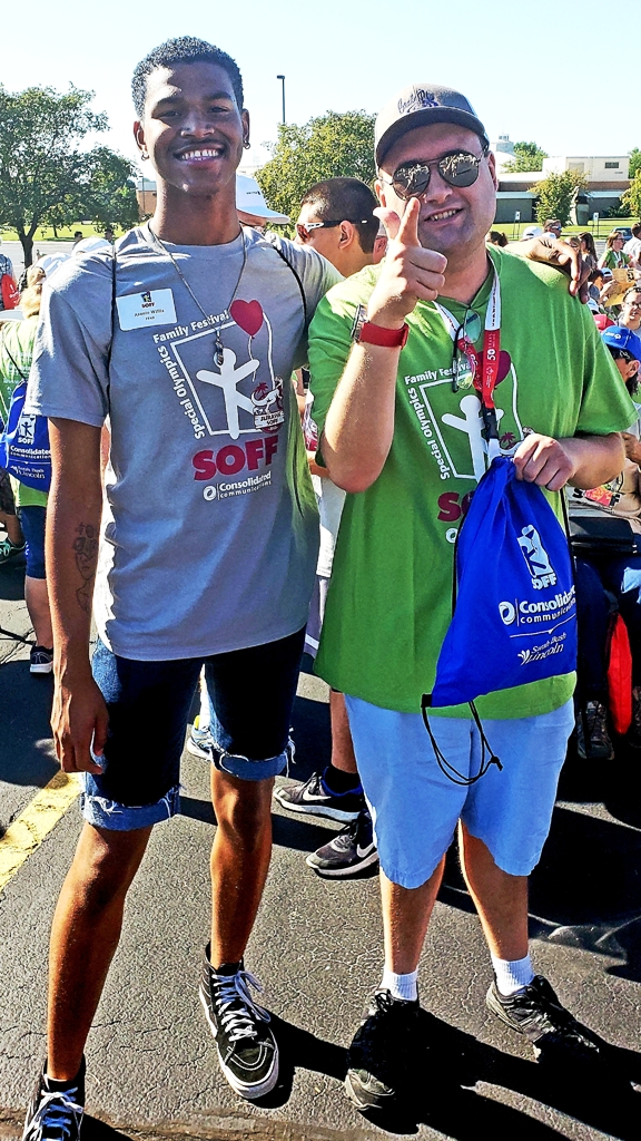 35th Annual Special Olympics Family Festival Draws 600 Special Olympics Athletes, 1,200 Volunteers