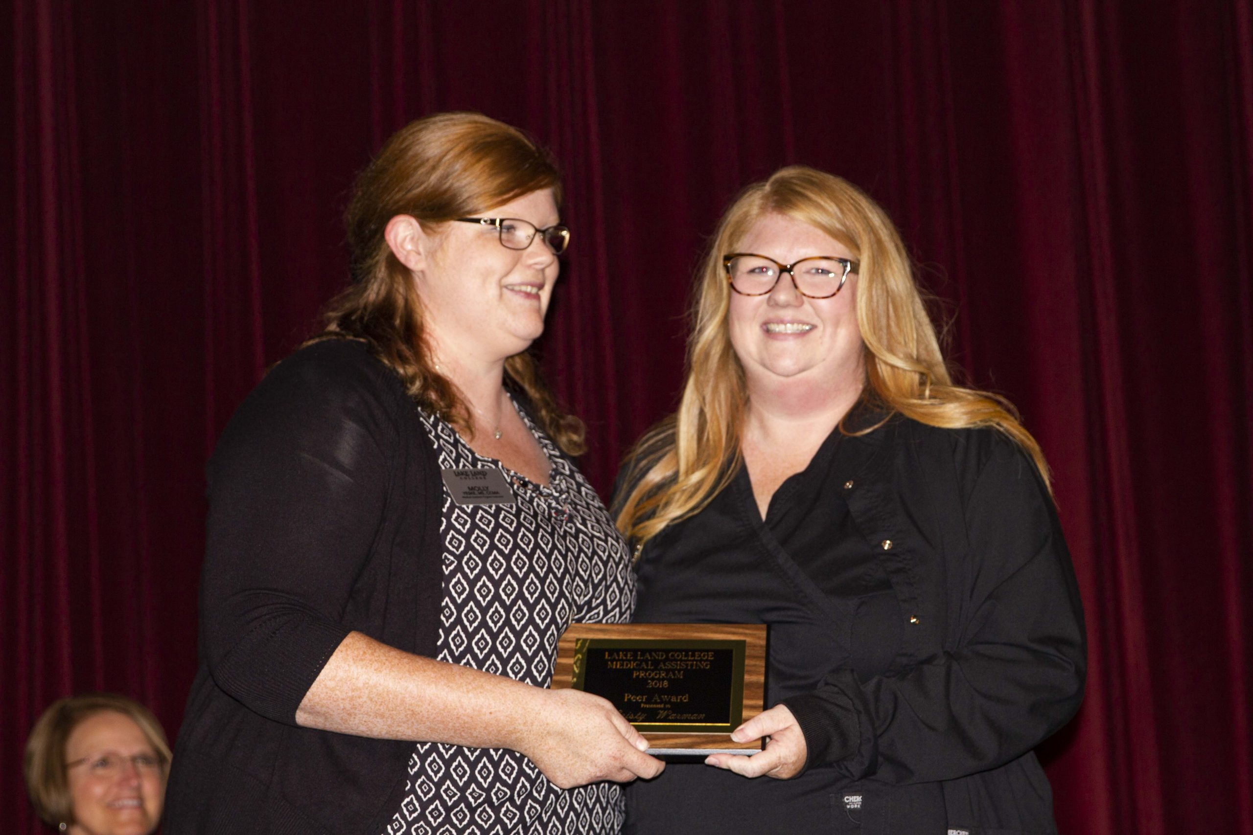 Lake Land College Honors First Medical Assistant Graduates in Pinning Ceremony