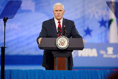 Vice President Mike Pence Coming To Springfield To Campaign