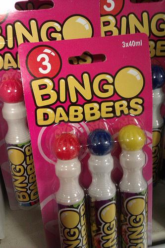 Glo Bingo