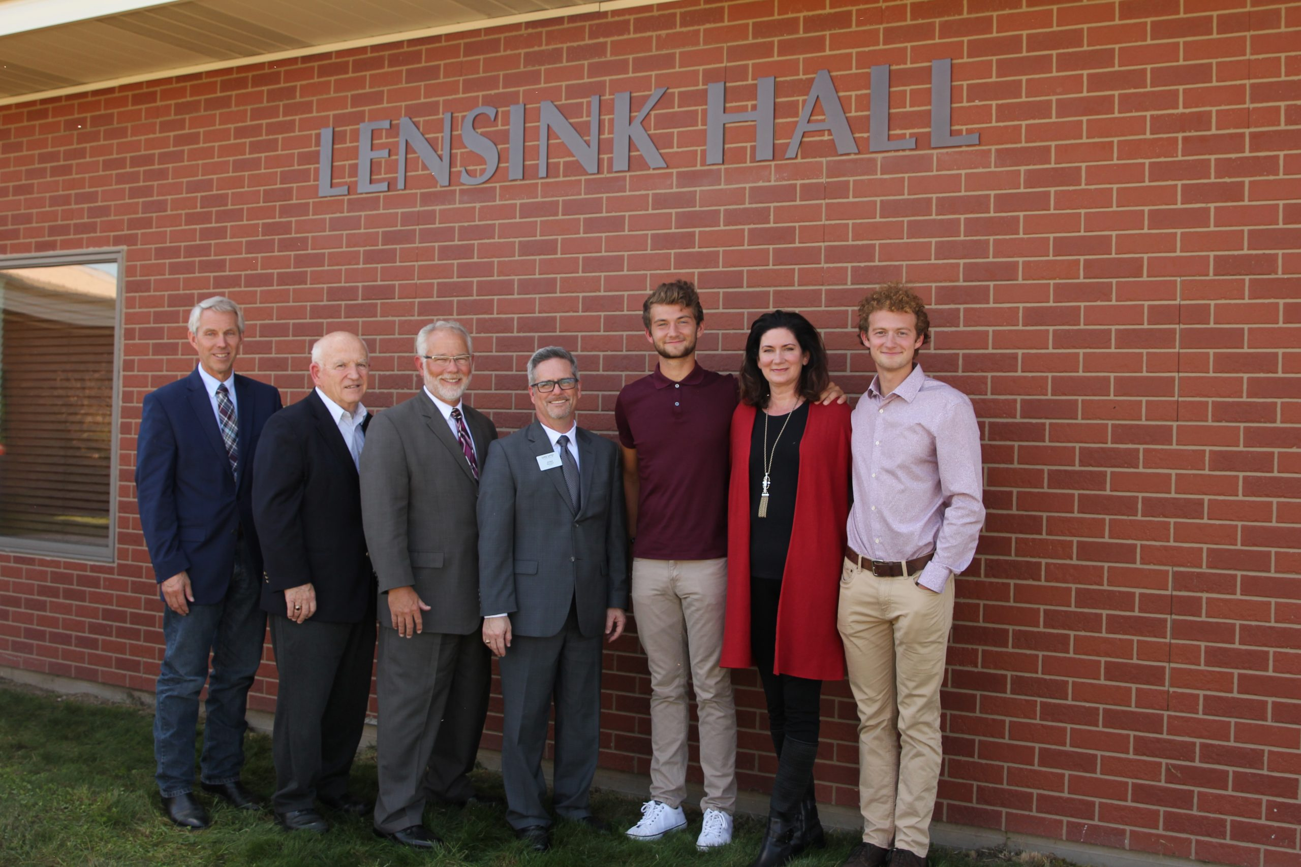 Lake Land College Dedicates and Renames Hall in Honor of Sixth President