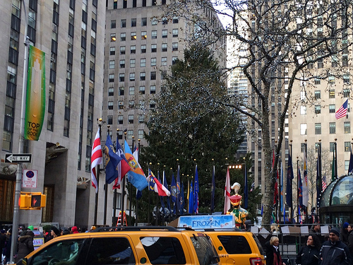 Rockefeller Center Christmas Tree Is Going Up On Saturday