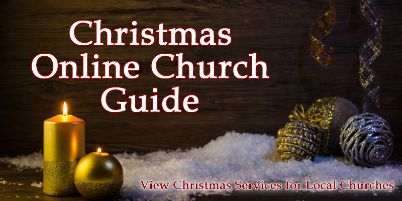 Christmas Online Church Guide