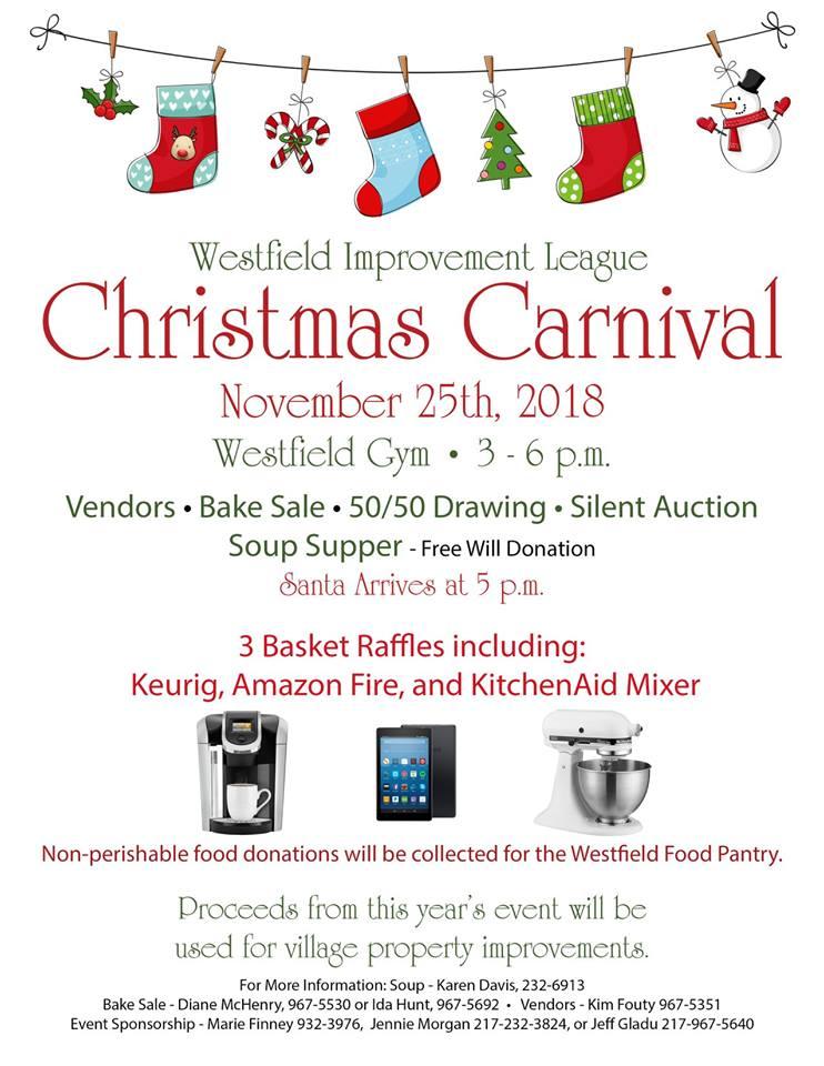 Christmas Carnival in Westfield