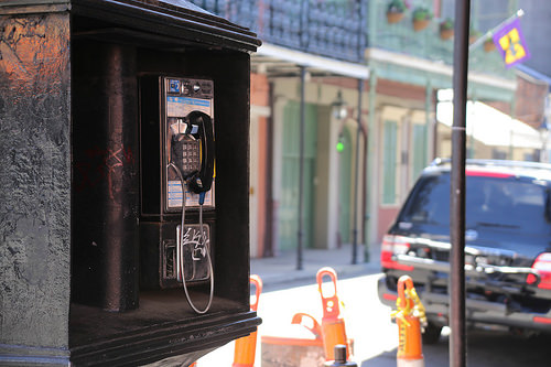 New York Has Highest Number Of Pay Phones In United States