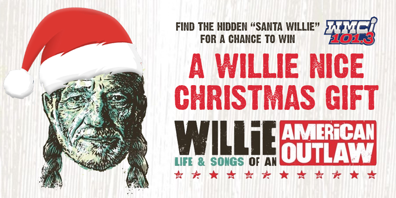 Feature: https://www.myradiolink.com/2018/12/13/find-santa-willie-to-win-a-willie-nice-christmas-gift/