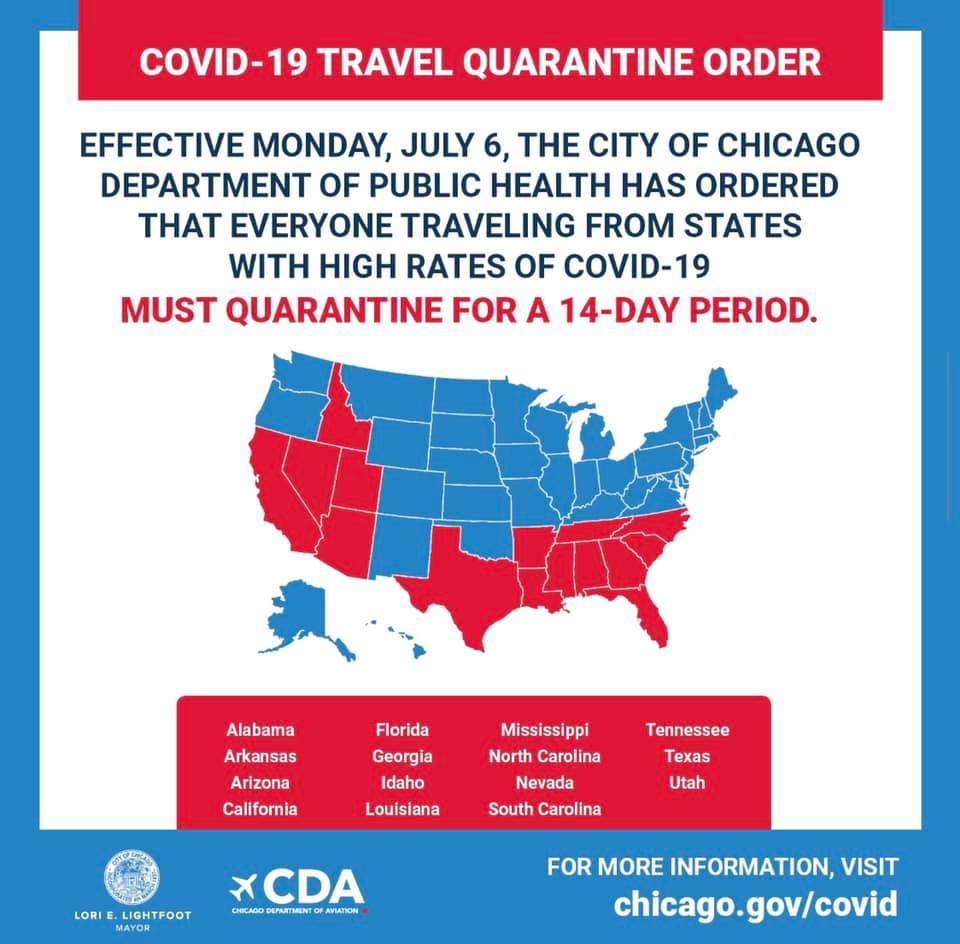 Chicago Issues Emergency Travel Order Myradiolink Com