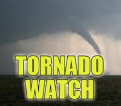 Tornado Watch Issued