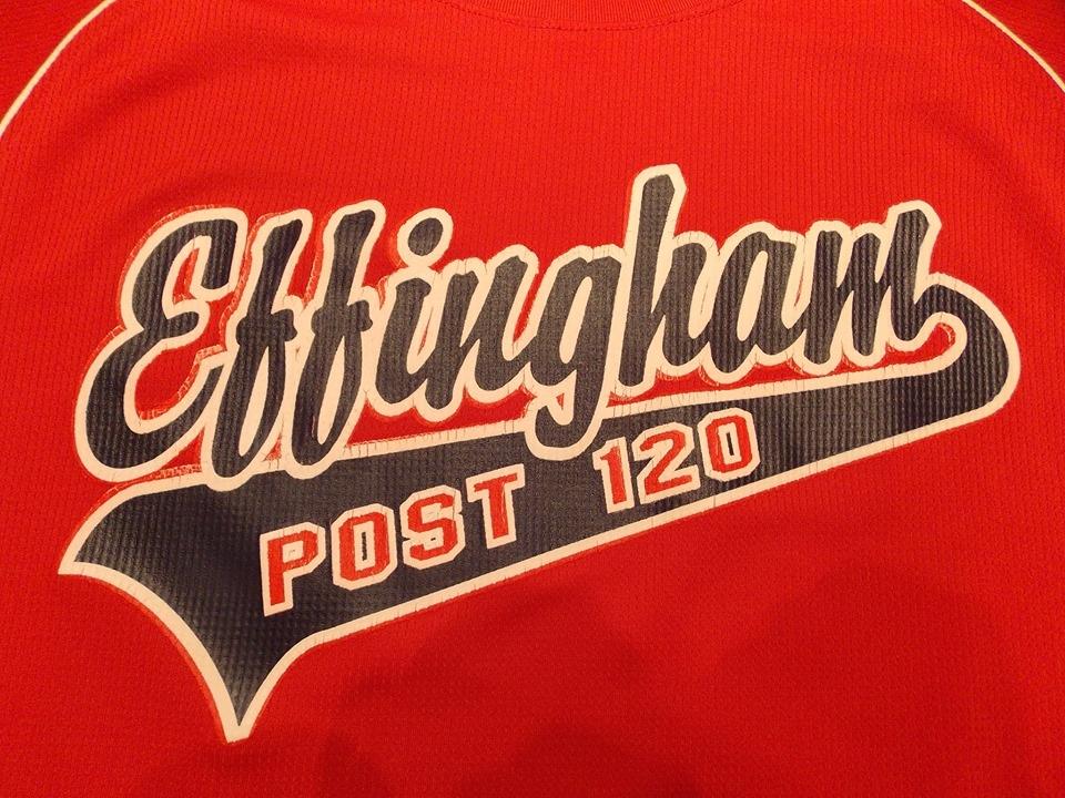 Effingham Senior Legion Post 120 beats Mt. Vernon Post 141 9-3