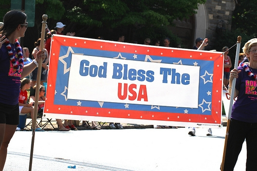 A Capella Cover of 'God Bless the USA' Goes Viral