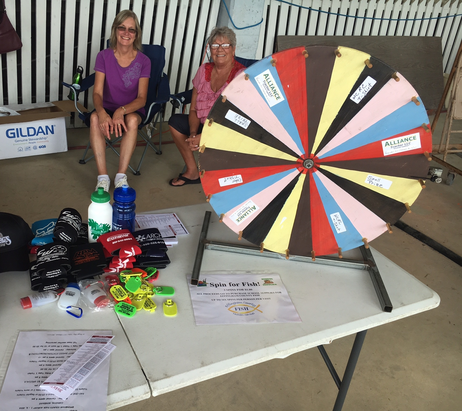 Come Out to the Effingham Fair!