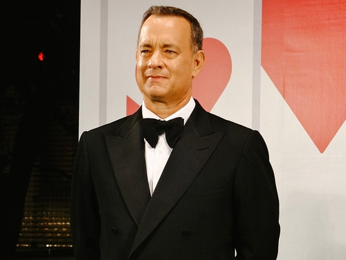 Tom Hanks Crashes Central Park Wedding