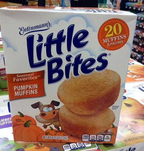 """""""Little Bites"""" Muffins Recalled"""