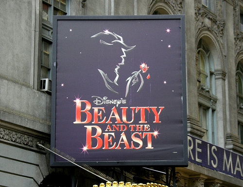 """Sneak Peek at Disney's Live-Action """"Beauty and the Beast"""""""
