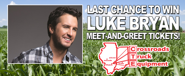 Luke Bryan Meet-And-Greet Tickets from CTE