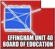 Effingham CUSD 40 to Discuss Student Discipline During Next Special Meeting