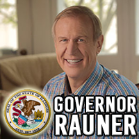 Governor Rauner Surprises Richland County 2nd Graders/ Offers to Host Pizza Party