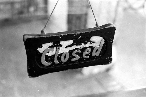 Midland States Bank in Farina Closed