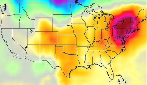 Records Fall Across The State In February Warm-Up