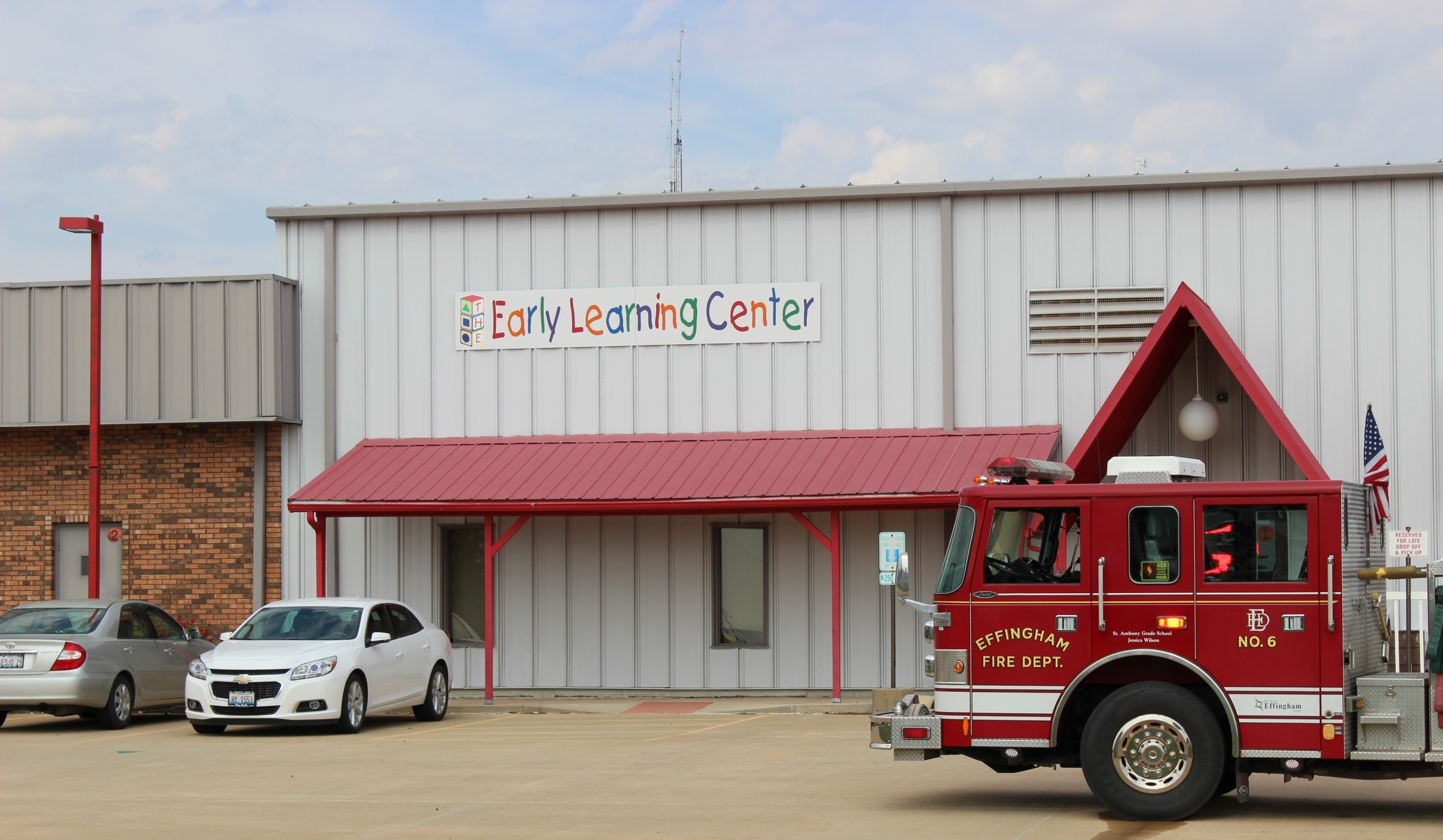 Early Learning Center in Effingham Resumes Day after Brief Evacuation