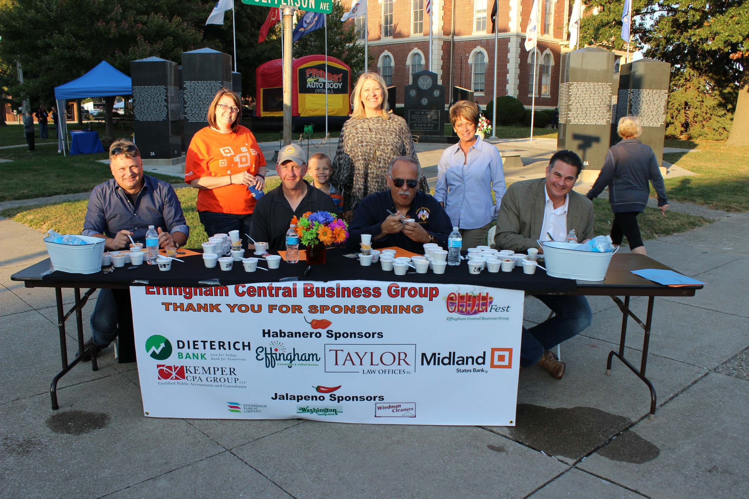 Downtown Effingham Gets Spicy For Fourth Annual Chili Fest