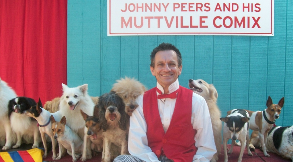 Johnny Peers and the Muttville Comix to Perform at the Effingham Performance Center