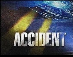 Accident on Route 40