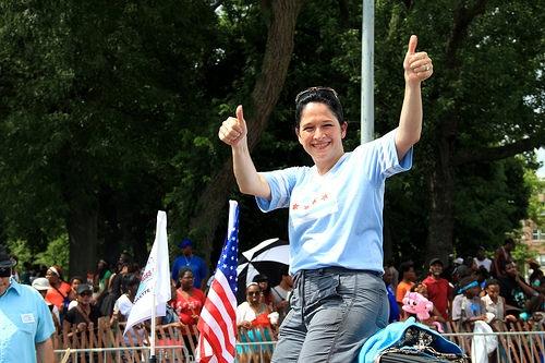 Mendoza Sworn-In As Illinois Comptroller