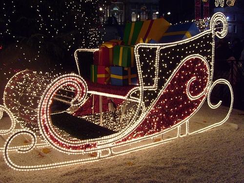 NORAD Tracking Santa Claus' Sleigh Ride
