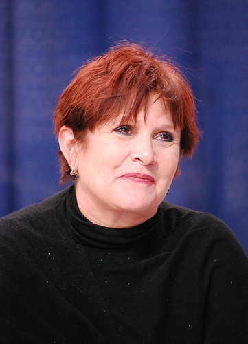 Actress Carrie Fisher Has Died