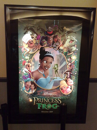"""Disney's """"Princess and the Frog"""" Celebrates 7th Anniversary"""