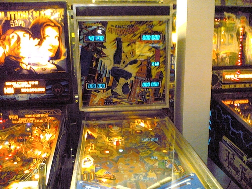 Kokomo, Indiana To (Finally) Legalize Pinball Machines