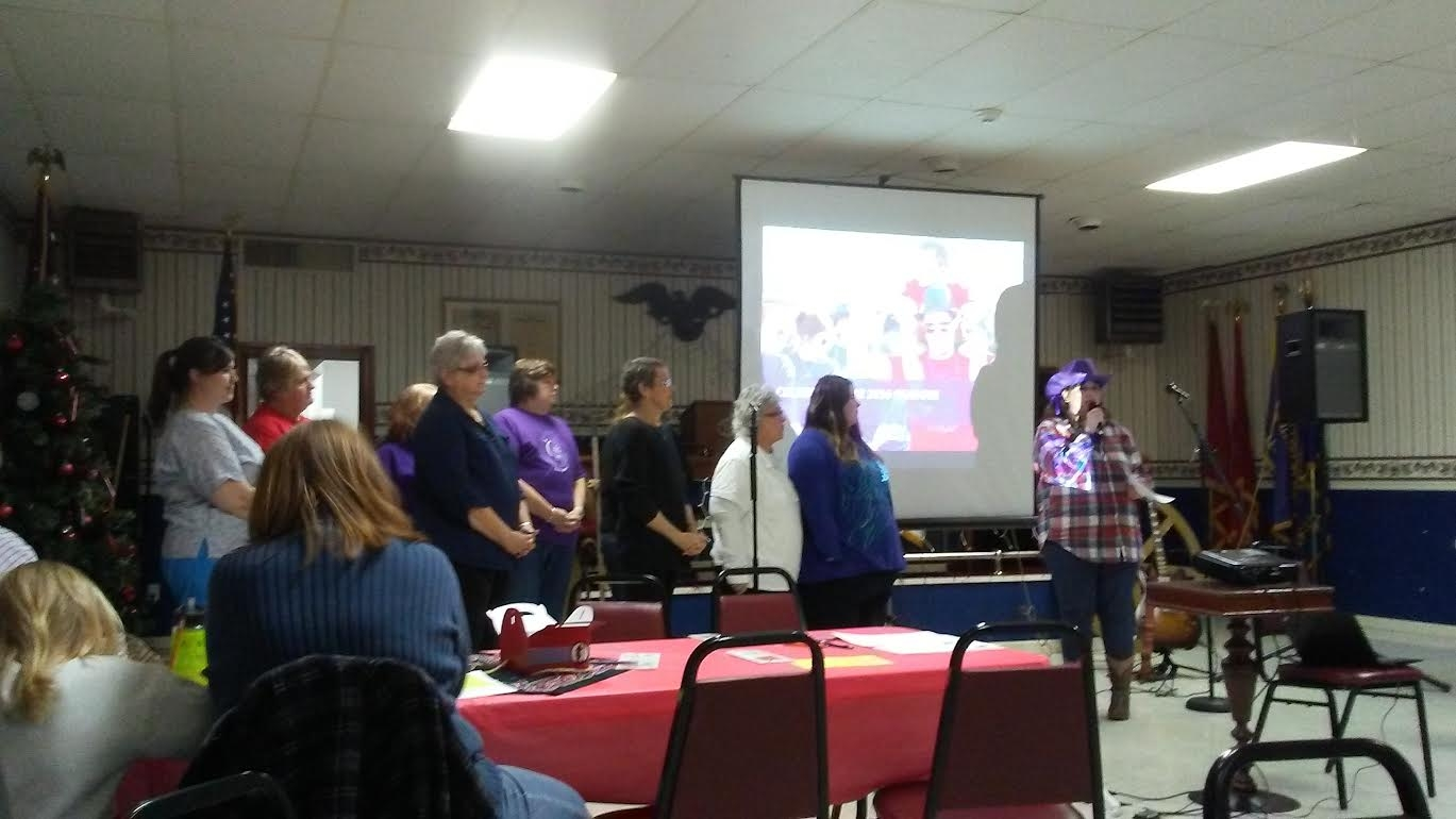 Relay for Life of Effingham County Holds 2017 Kickoff Event