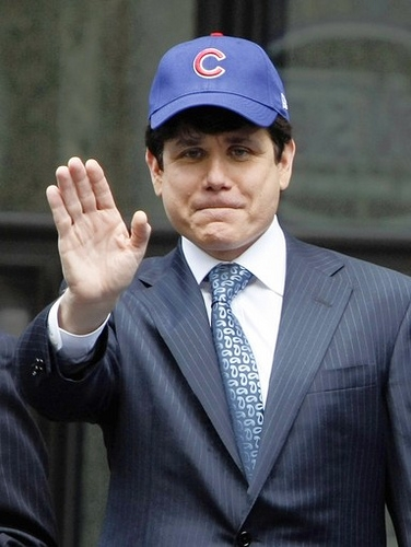 Blagojevich Clemency Now Up To Trump