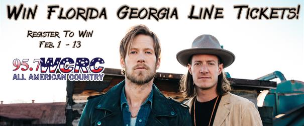 Florida Georgia Line - Register to Win!