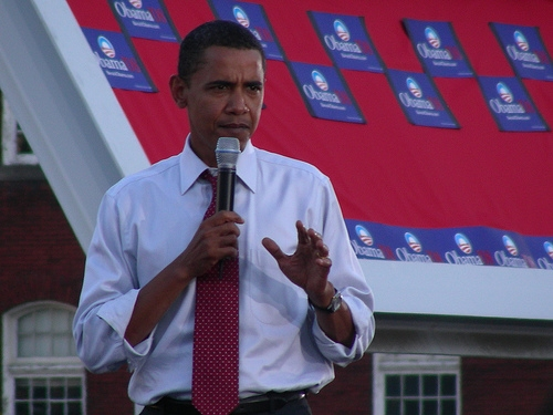 Plan Would Name Almost All Of I-55 For Obama