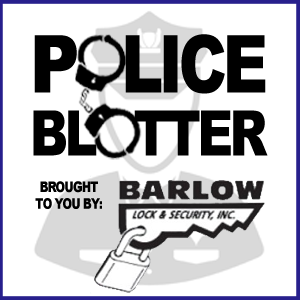 Wednesday Police Blotter