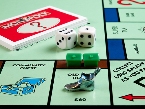 """Monopoly"" Replaces Classic Game Pieces"
